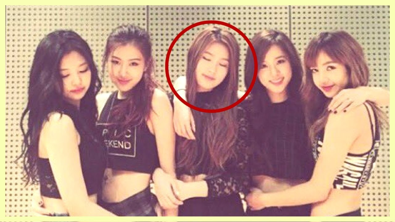 G)I-DLE's Miyeon and BLACKPINK Unseen Predebut Photos - YouTube