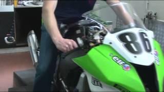 LeoVince for Kawasaki SRC Team - Dyno Test on Kawasaki Ninja ZX-10R