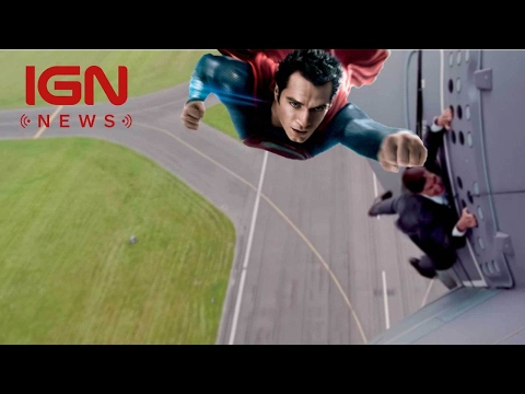 Superman Star Henry Cavill Joins Mission: Impossible 6 - IGN News