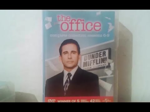 The Office Usa Seasons 1 9 Dvd Boxset Review