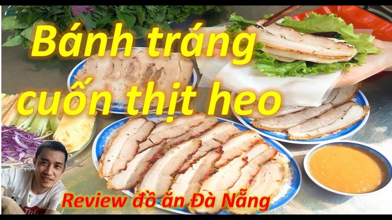 Bánh Tráng Cuộn – review đồ ăn ngon Đà Nẵng – Cafe Táo