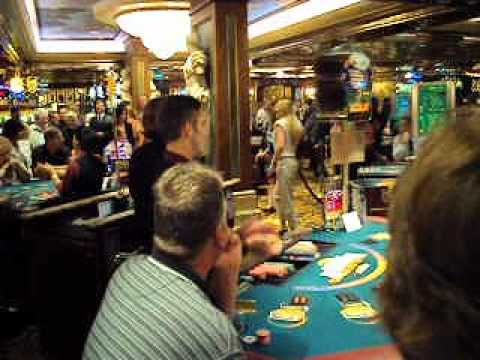 Bermuda Cruise Casino Dance
