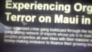 ORGANIZED GANG STALKING / MAUI-ED DAMES-REMOTE VIEWING-PSI-TECH