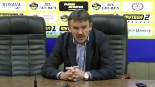 Ворскла - Карпати - 3:0. Володимир Безуб