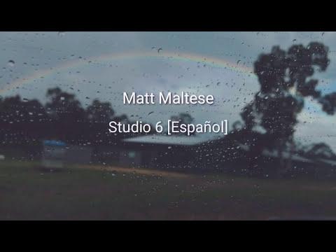Matt Maltese – Studio 6 sub español c: