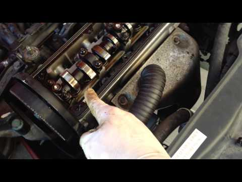 How A Camshaft Works