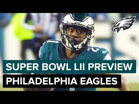 52486c9054f 'One Game Is All We Need' Super Bowl LII Preview vs. Patriots |  Philadelphia Eagles - YouTube