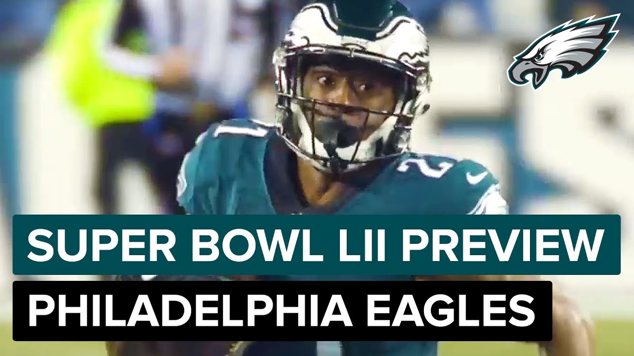 990dc50ed88 One Game Is All We Need' Super Bowl LII Preview vs. Patriots ...