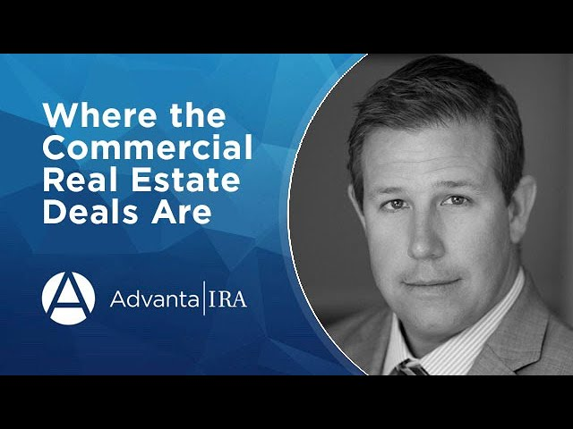 Where the Commercial Real Estate Deals Are