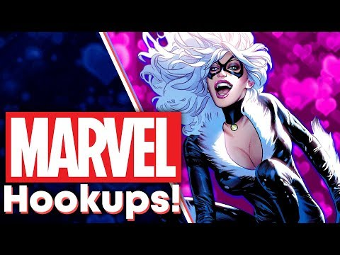 Surprising Marvel Comics Hookups! (Pt. 2)