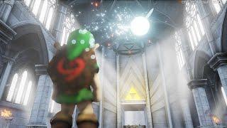 Unreal Engine 4 [4.11] Zelda Ocarina Of Time / Temple Of Time + Download link