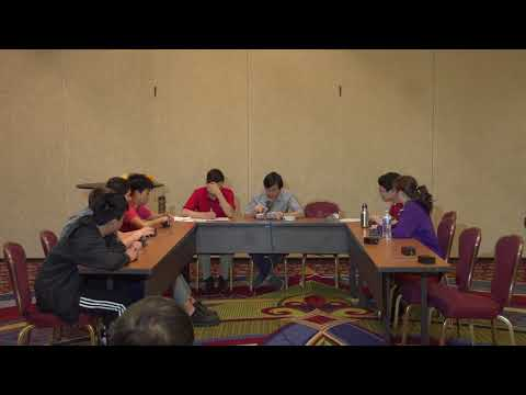 Canyon Crest Academy (CA) vs. McLean (VA) - 2018 National History Bowl Nationals