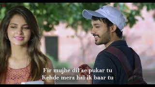 ❤ Phir Mujhe Dil Se Pukar Tu - Mohit Gaur ❤ Valentine's Day Special❤   WhatsApp status songs  