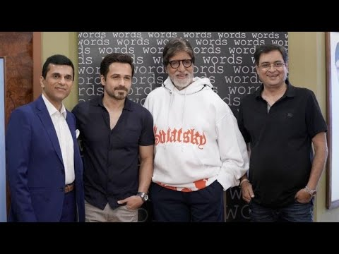 After Badla, Amitabh Bachchan Gears Up For New Mystery Thriller with Emraan Hashmi Mp3