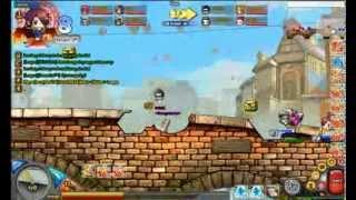 DDtank/Boomz 4v4 fight with ipis