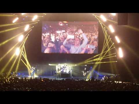 Nickelback When We Stand Together live Ericsson Globe Sweden