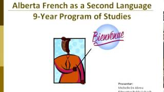 Getting to Know Your FSL Nine Year Program of...