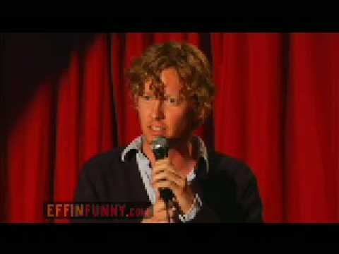AD Miles Effinfunny Stand Up  Eggs & Pregnancy Test