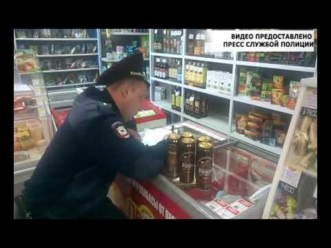 В магазине Саяногорска изъяли 80 флаконов спиртосодержащей жидкости 1