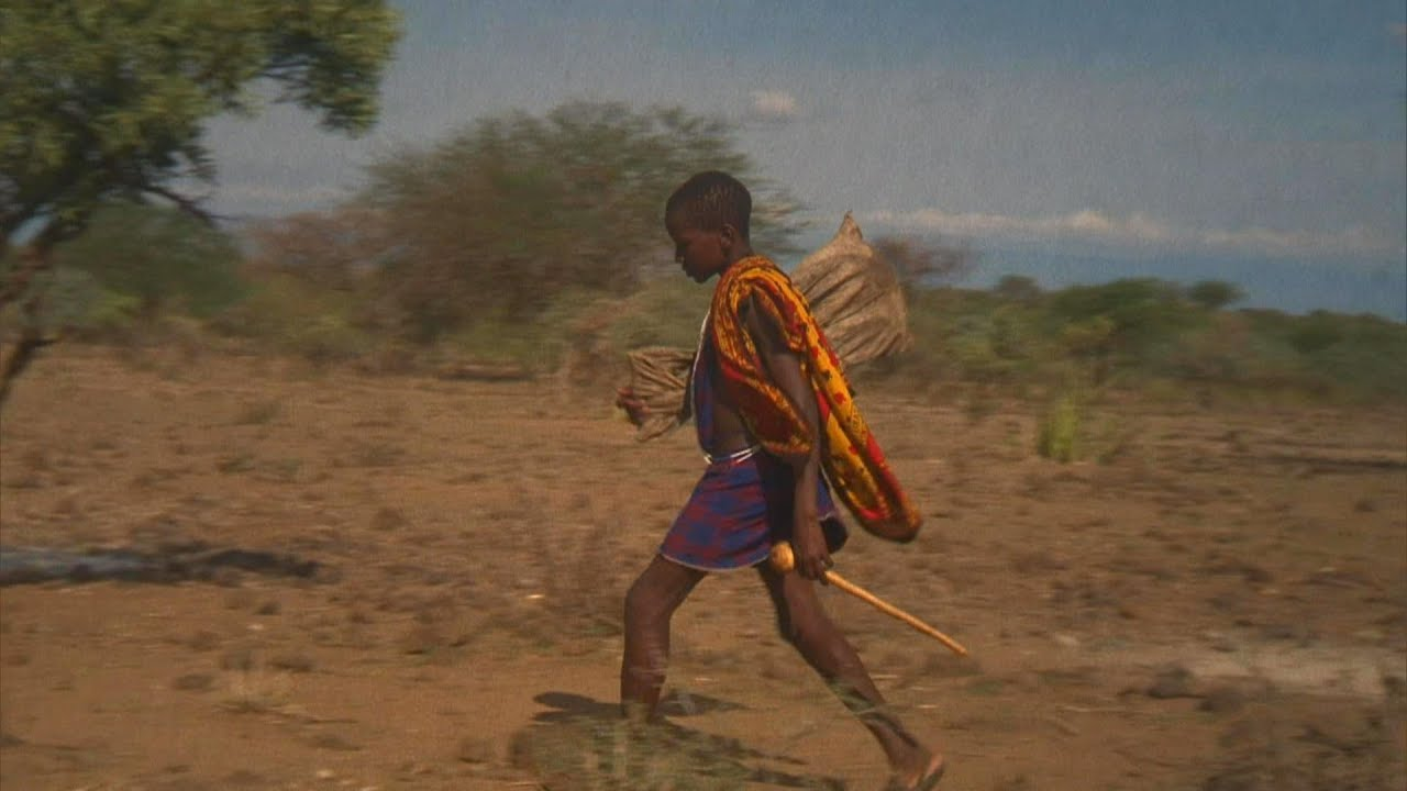 Faces of Africa - Tumanka goes to school