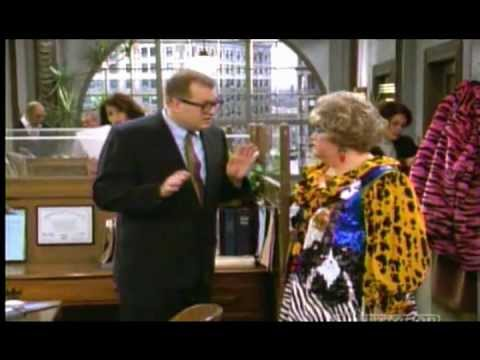 Drew Carey Show Ding Dong The Witch is Dead Mimi is Fired