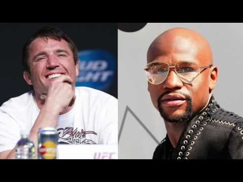 """Chael Sonnen GOES OFF on """"Dirty Corrupt Carnival Worker"""" Floyd Mayweather (Crazy 1 Hour Rant)"""