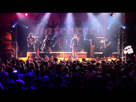 Hatebreed - Dead Man Breathing @Carioca Club 27/09/2014