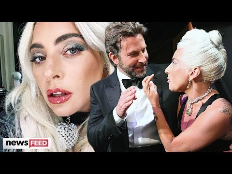 Lady Gaga COMES CLEAN About Bradley Cooper Dating Rumors!
