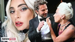 Gambar cover Lady Gaga COMES CLEAN About Bradley Cooper Dating Rumors!