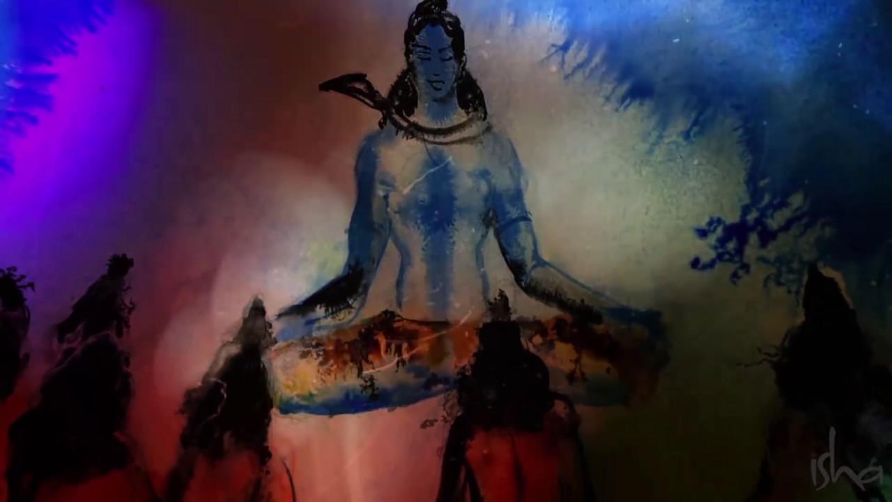 Adiyogi song - Tamil version HQ by Isha sounds HD 1080 p exclusive video