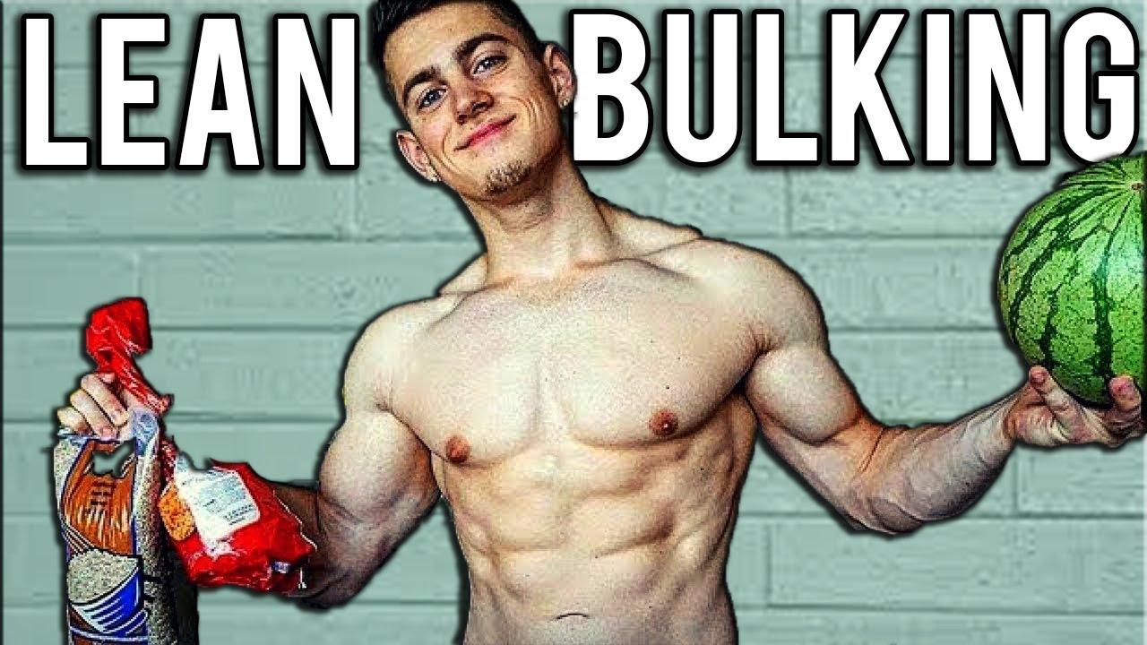 My Lean Muscle Building Diet   Full Day of Eating (Lean Bulk)
