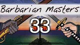 Barbarian Masters #33 | Heads of State | Total War Shogun 2 Otomo Campaign NLP