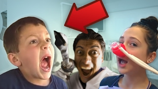 top 10 funniest kids high at the dentist