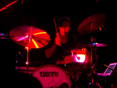 Fireflight's Adam McMillion Drum Solo - Ichthus