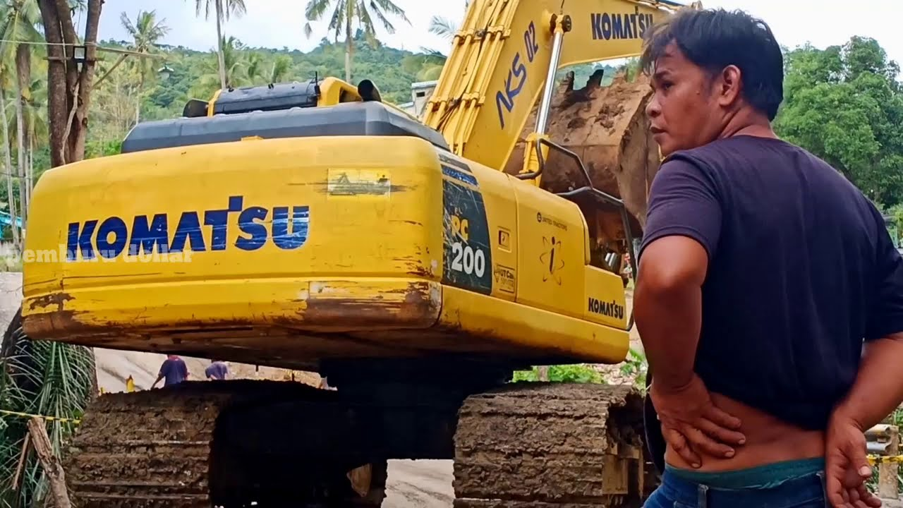 Truck Tuan Rumah Gagal Nanjak!!Dijalur alternatif|AKS,Bersaudara.