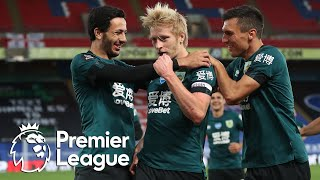 Burnley Beat Crystal Palace To Keep Europa League Dream Alive | Premier League Update | Nbc Sports
