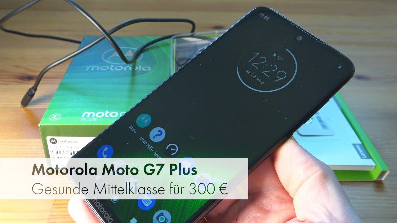 Download Motorola Moto G7 Plus | Mittelklasse mit Dual-SIM + microSD im Test