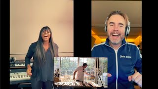 Don't You Worry 'Bout a Thing ft. Mica Paris & Max Beesley | The Crooner Sessions #70 | Gary Barlow