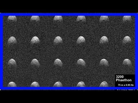 Arecibo radio telescope captures massive, potentially hazardous asteroid in breathtaking images