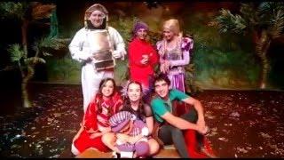 As Aventuras de Peter Pan e Chapeuzinho Vermelho