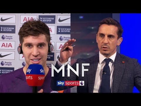 Are Stones and Laporte Man City's best centre-back pair? | Neville and Carragher | MNF Mp3