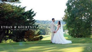 Ethan & Kourtney // 6.29.19 // Little Creek Country Club