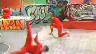Neleo vs. Sugarhill Gang - Rapper