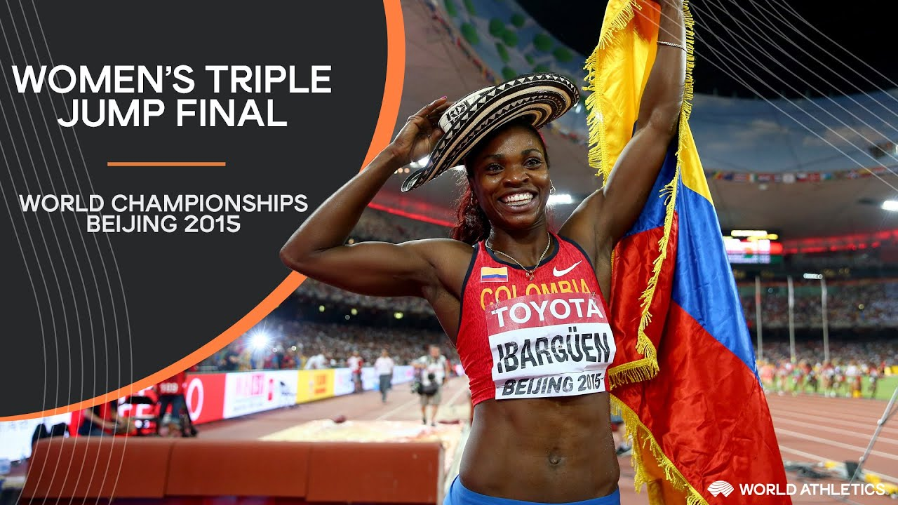 Women's Triple Jump | World Athletics Championships Beijing 2015