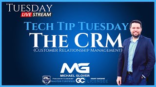 Tuesday Livestream: The CRM