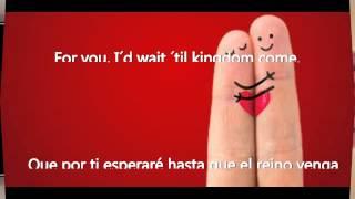 Coldplay-Til kingdom come-Subtitulado en español e inglés.