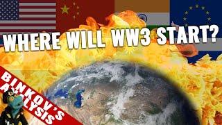 Top hotspots that coขld spark World War 3