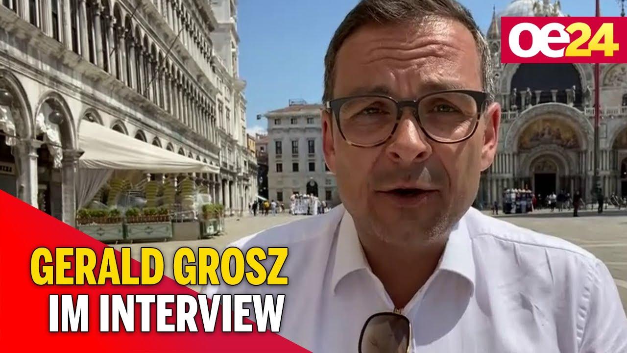 Gerald Grosz zur aktuellen Corona-Situation in Italien