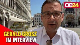 Gerald Grosz zur Corona-Situation in Italien