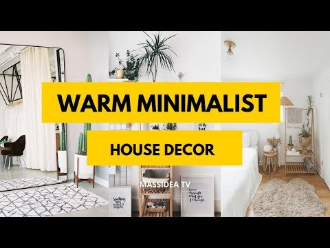 65+ Best Warm Minimalist House Decor Ideas We love!
